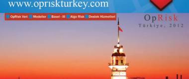 OpRisk Turkey 2012