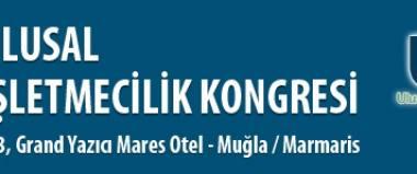 12. Ulusal İşletmecilik Kongresi